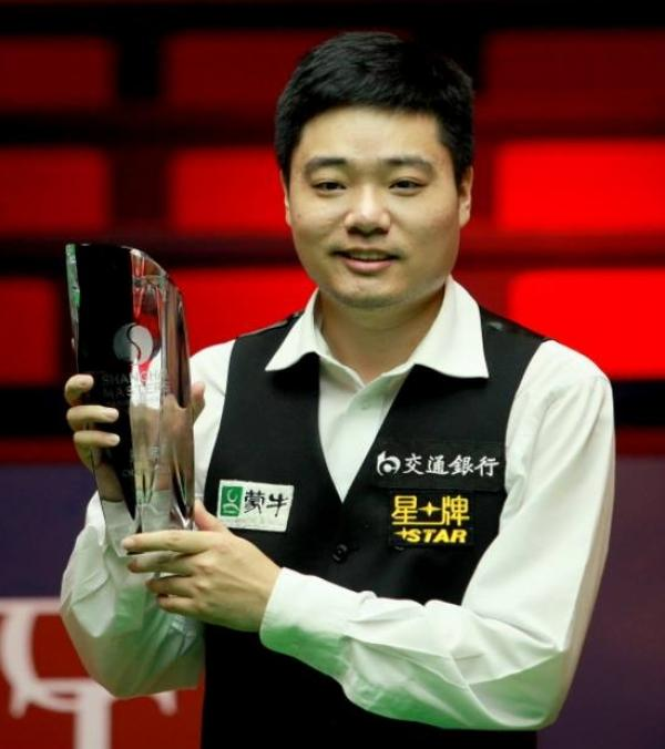 Snooker Shanghai Masters