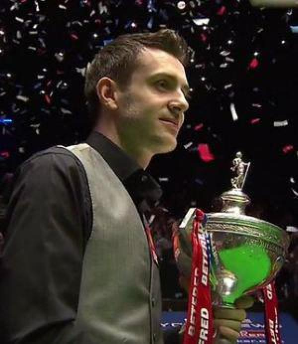 Leaping Leicester Mark Selby Wins World Snooker